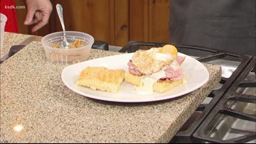 Recipe of the Day: Buttermilk Biscuit Sandwich