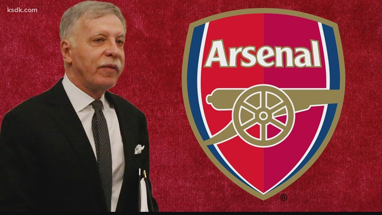 Cusumano: St. Louis can empathize with Arsenal fan base's crusade against Stan Kroenke