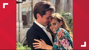 Photos: A look at the most famous royal engagement rings