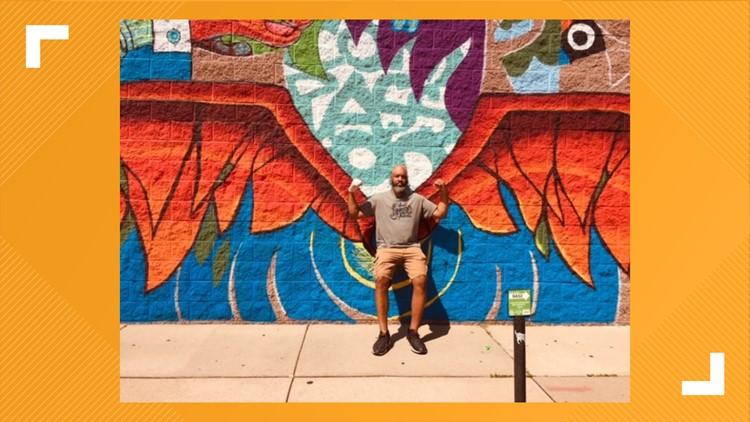 angel wings street art st. louis urban chestnut the rep