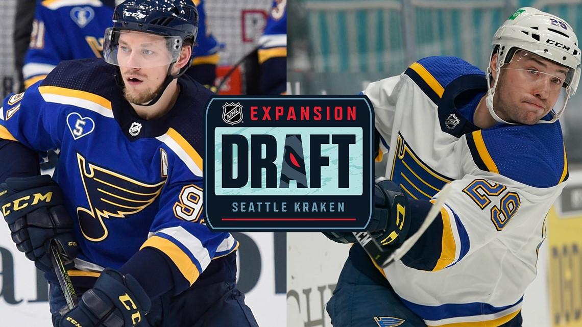 St. Louis Blues unprotected for Seattle Expansion Draft   ksdk.com