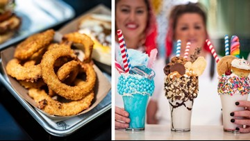 First look: The food and drinks coming to Union Station's retro Soda Fountain