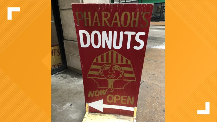 Downtown's Pharaoh's Donuts moving to a larger space
