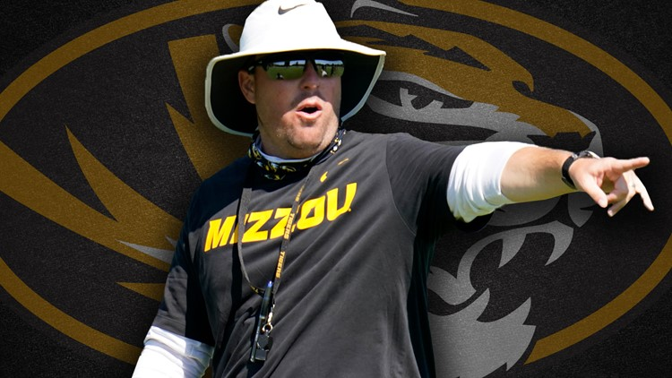 Drinkwitz talks recruiting, NIL bill and getting Mizzou fans excited for 2021