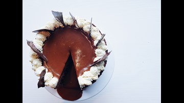 Recipe of the Day: Chocolate Guinness Cheesecake