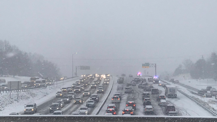 TRAFFIC | Accidents reported across the area | ksdk com