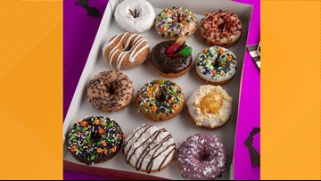 Duck Donuts gets spooky with Halloween-themed flavors
