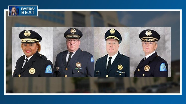 Byers' Beat: The pool of internal candidates eligible for St. Louis Police Chief job
