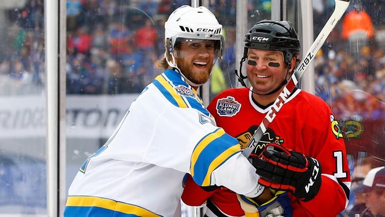 Chris Pronger settling into quieter life outside hockey
