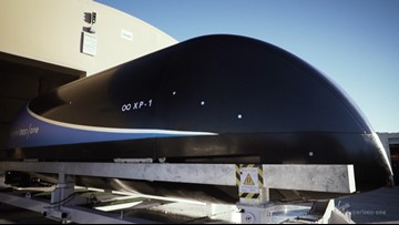 STL to KC in 30 minutes? Officials want to bring Hyperloop test track to Missouri