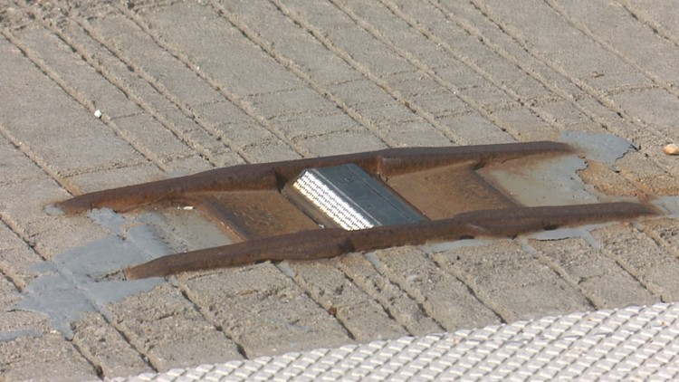IDOT defends the use of cast-iron road reflectors despite research and experts who say they're dangerous