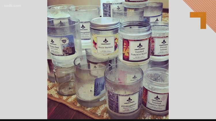 Urban Candle Co.: The little shop with a big mission