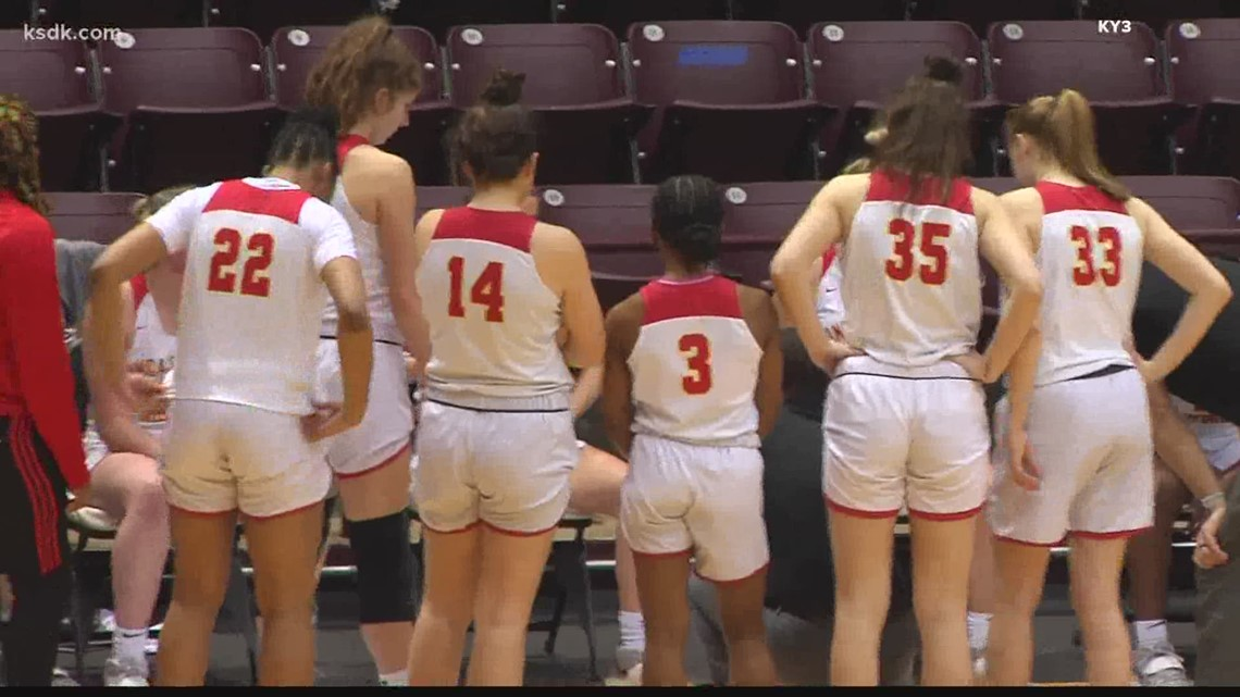 Incarnate Word Academy wins another state basketball title