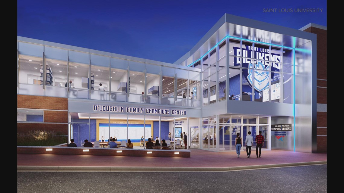 SLU to build $20M 'best-in-class' athletic facility