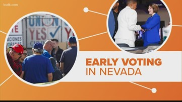 Connect the Dots: The Nevada Caucus