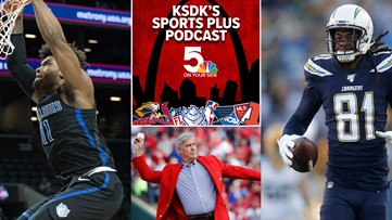 Sports Plus Podcast: Chargers relocation rumors, local college hoops preview, high school scandals and Simba's case for Cooperstown