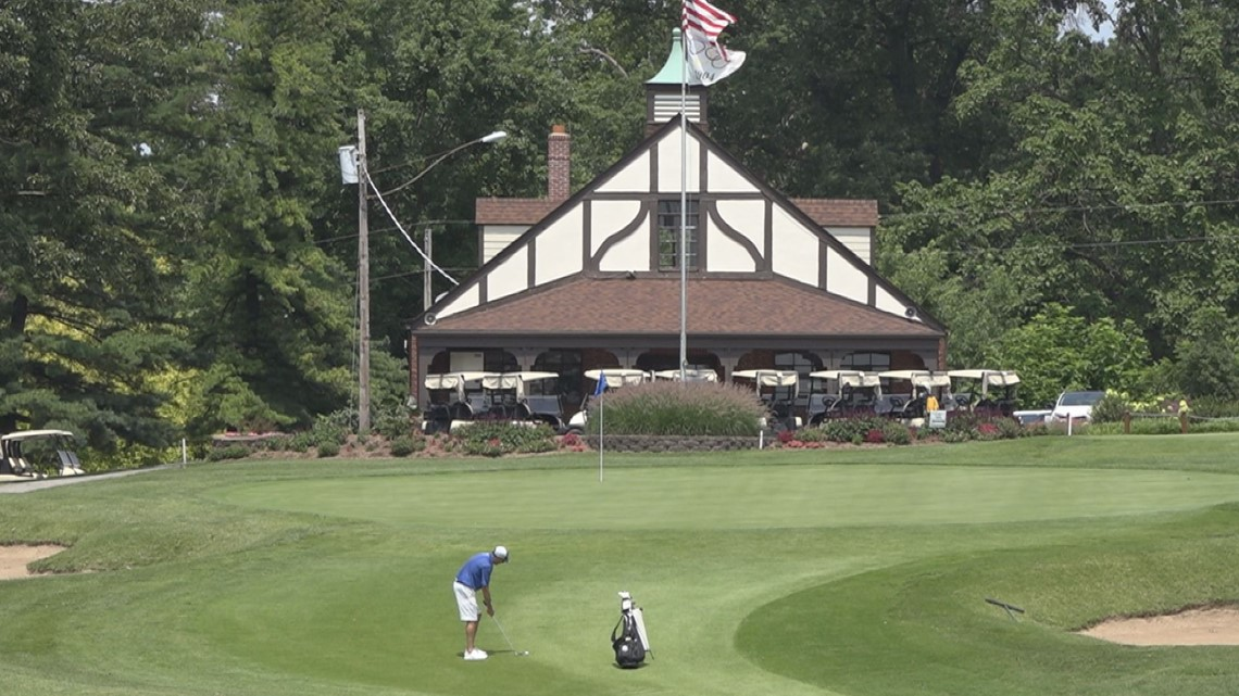 St. Louis Olympic legacy burns bright at Glen Echo Country Club