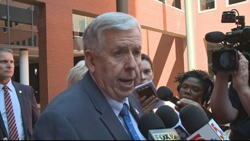 'It's a shell of what it used to be'; Residents speak out as Governor Parson promises more troopers and funding to help with gun violence