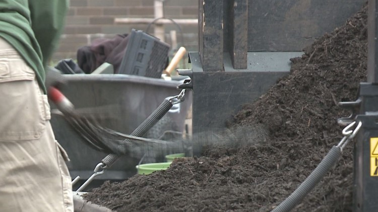 It may be spring, but you should hold off on planting