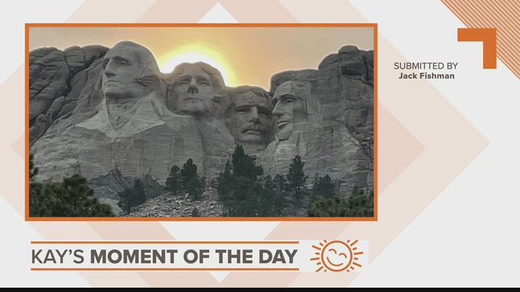 Kay's Moment of the Day