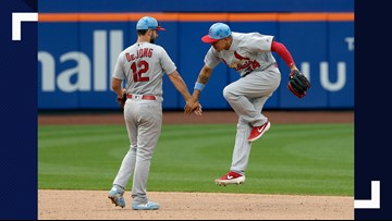 DeJong continues dominance against Mets in series finale