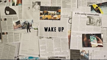 'Project Wake Up' shines a light on suicide prevention, aiming to defeat the mental health stigma