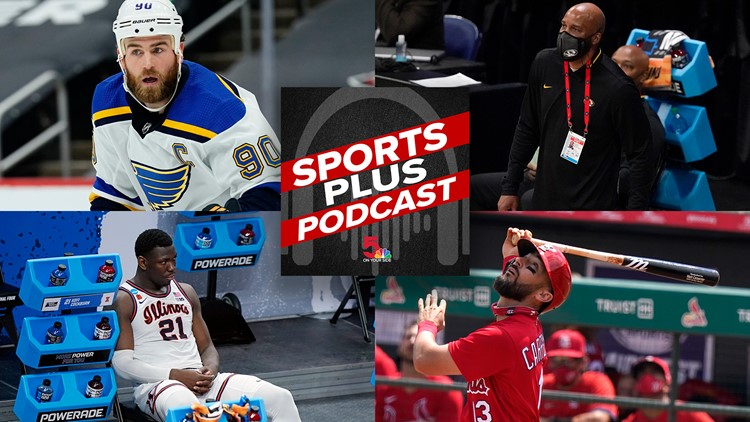 Sports Plus Podcast: Reviewing March Madness damage and looking at the end of Cardinals' camp