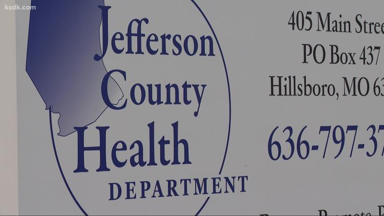 Jefferson County returns to red status for first time since February as cases spike