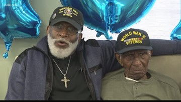 Send cards to this St. Louis area veteran for his 101st birthday