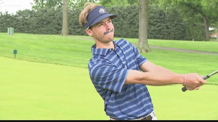 Webster University golfer wins Division III National Championship