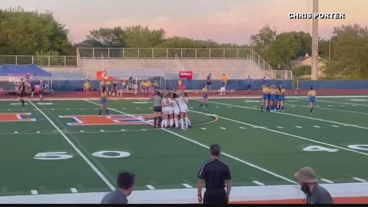 O'Fallon girls soccer wins soccer state championship