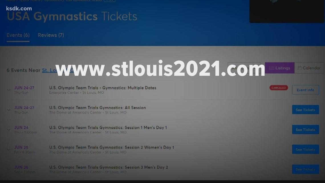 Woman seeking seats to U.S. Trials uncovers bogus ticket broker