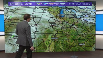 Wednesday 4 pm Craig Web Weather