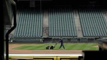 As MLB ponders post-virus season, players worry about health