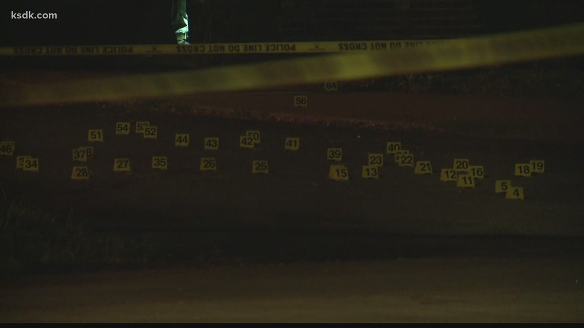 Police investigate possible Cahokia Heights shooting overnight