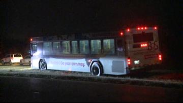 Metro bus hits pedestrian in Metro East