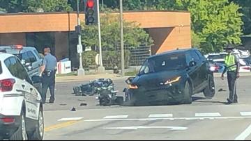 Motorcyclist killed in crash on Lindbergh Boulevard near Plaza Frontenac