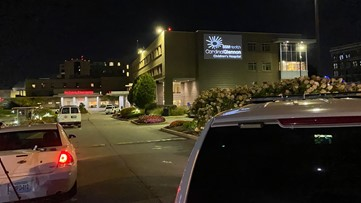 Hospital security guard run over while investigating suspicious car, fatally shoots driver