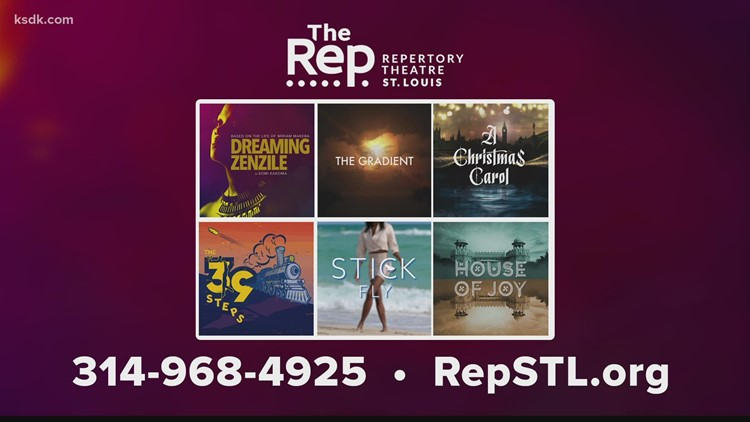 'Dreaming Zenzile' at Repertory Theatre runs now through October 3