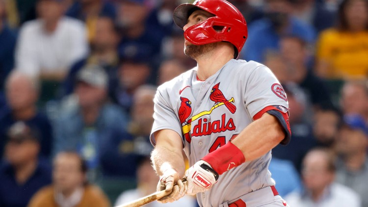 Goldschmidt's two home runs key Cardinals comeback in 12th straight win