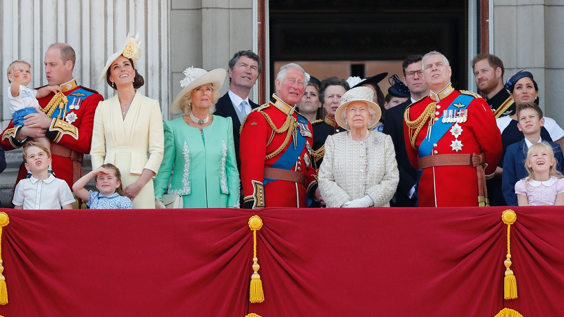 Our top 5 Trooping the Colour moments