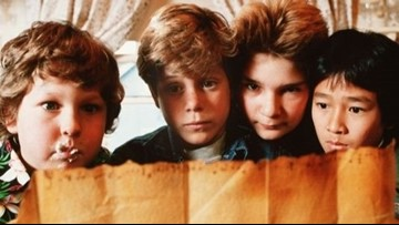 'The Goonies' showing for free on Art Hill this Friday