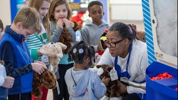 Build-A-Bear closes all stores, furloughs 90% of its workforce and cuts executive pay