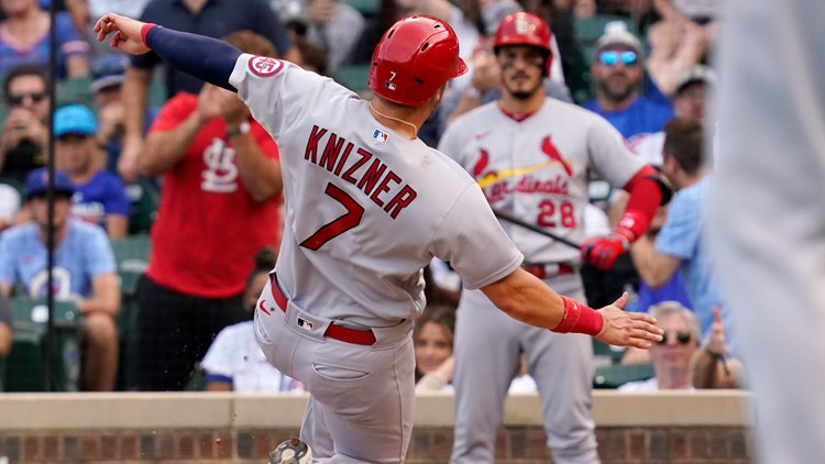 Cardinals extend winning streak, set MLB record with 4-2 win over Cubs