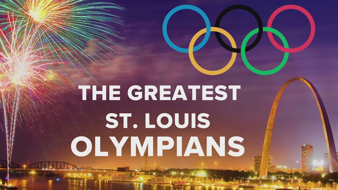 5 On Your Side Countdown: The greatest St. Louis Olympians of all-time
