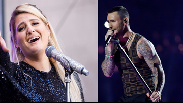 Maroon 5 bringing 2020 tour to St. Louis with Meghan Trainor