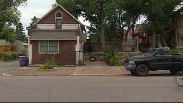 Denver guy boots car in front of his house. In related news, it's illegal to boot someone's car.