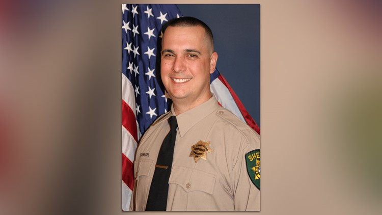 California sheriff's deputy shot, killed while responding to service call