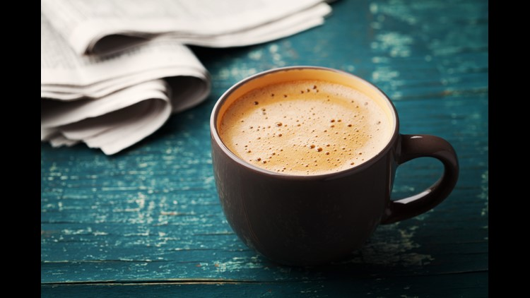 <p>Many rely on their morning cup of coffee to give them that extra get-up-and-go to get out the door.</p>