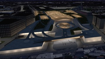 Here's what the future of airports might look like